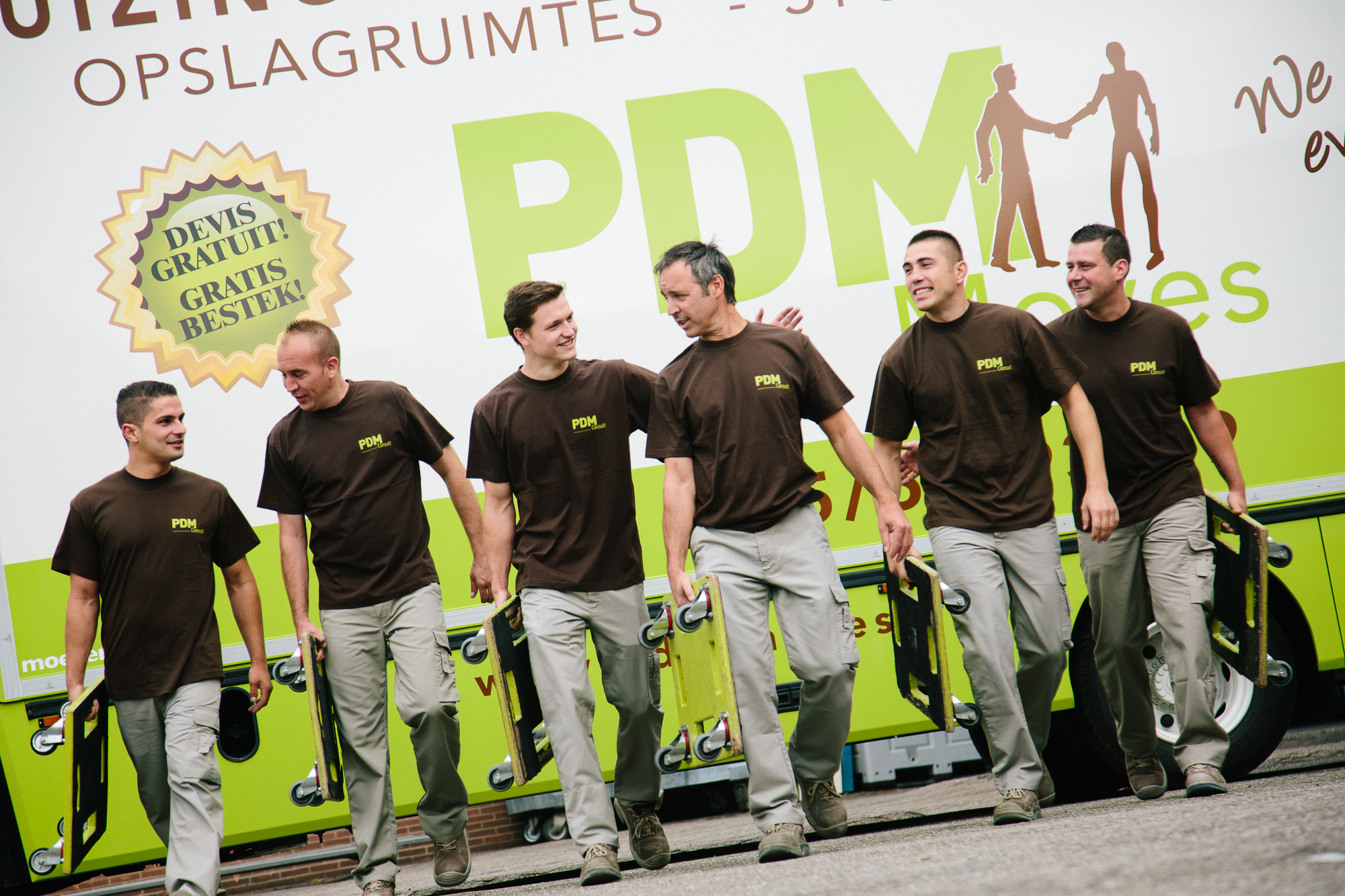 PDM Moves in beeld